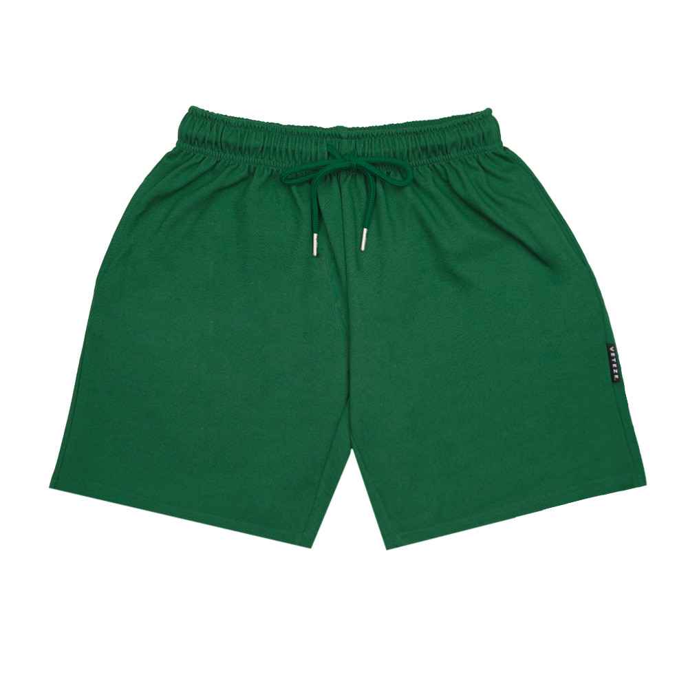 RENAS_2 HALF PANTS (green)