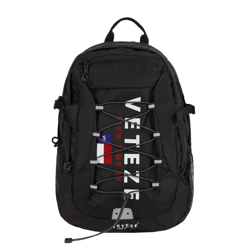 [8월27일 출고예정]Big Logo Backpack (black)