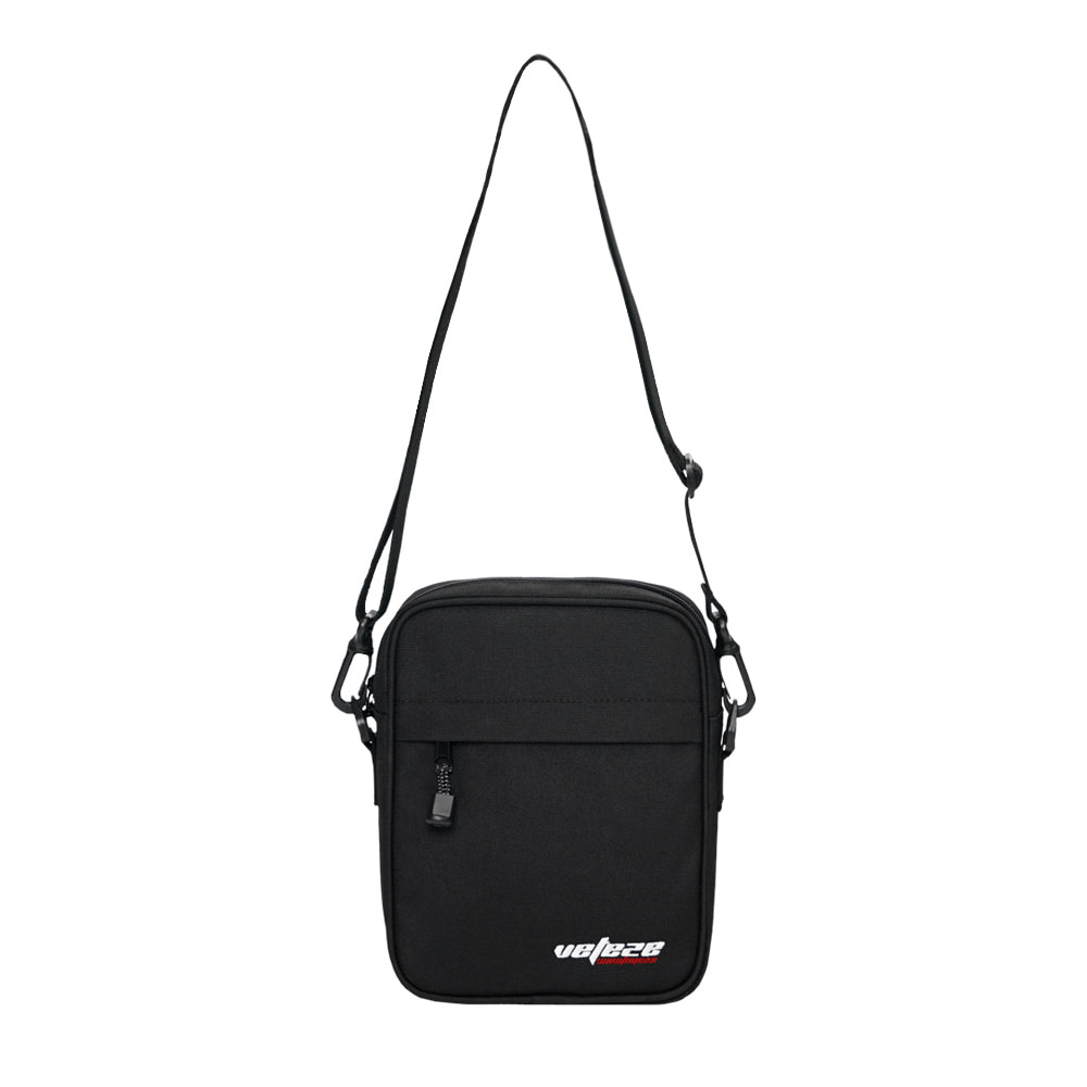[바캉스 기획전]True Up Mini Cross Bag (Black)