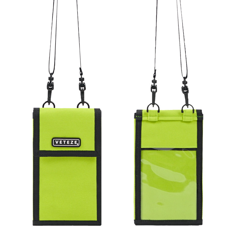 Folder Multi Mini Bag (neon)