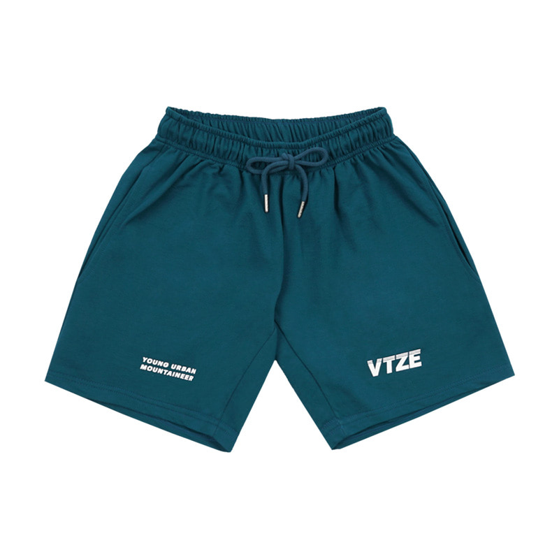Urban Half Pants (blue green)