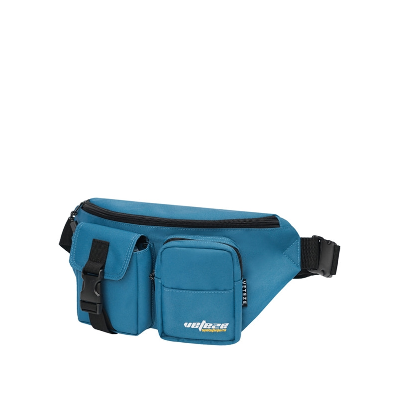 True Up Waist Bag (steel blue)