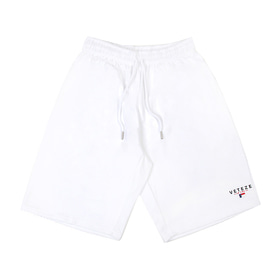 LOPLE SHORTS (white)