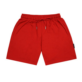 RENAS_2 HALF PANTS (red)