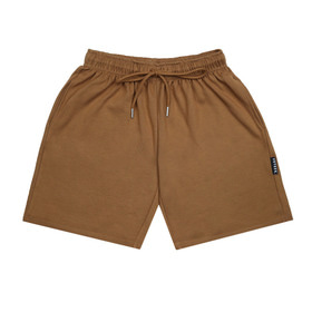 RENAS_2 HALF PANTS (brown)