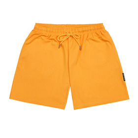 RENAS_2 HALF PANTS (cheese)