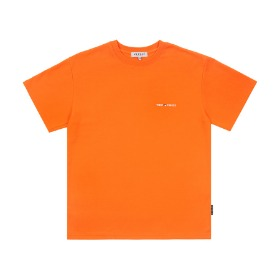Time Half T-Shirts (Orange)