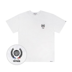 [2차 리오더]Traveler Half T-Shirts (White)