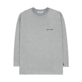 Time Long Sleeve (Gray)