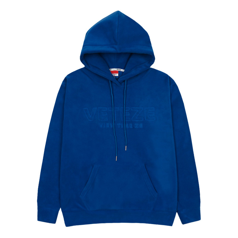 Basic Fleece Hood (blue)