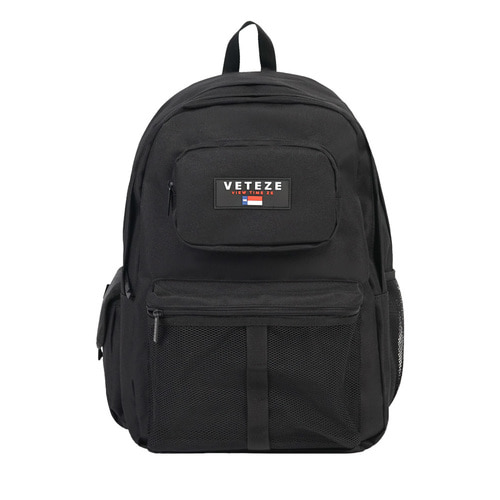 Retro Sport Bag (black)