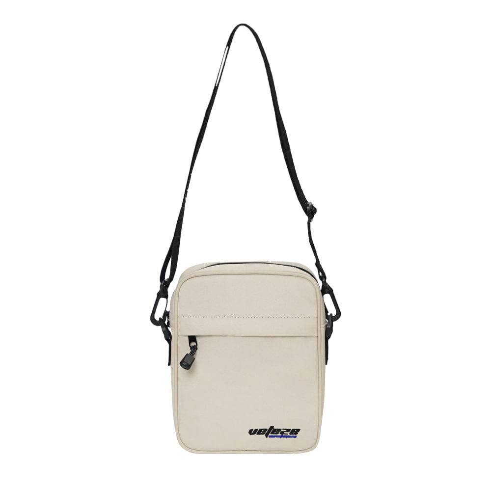 [바캉스 기획전]True Up Mini Cross Bag (Light Beige)