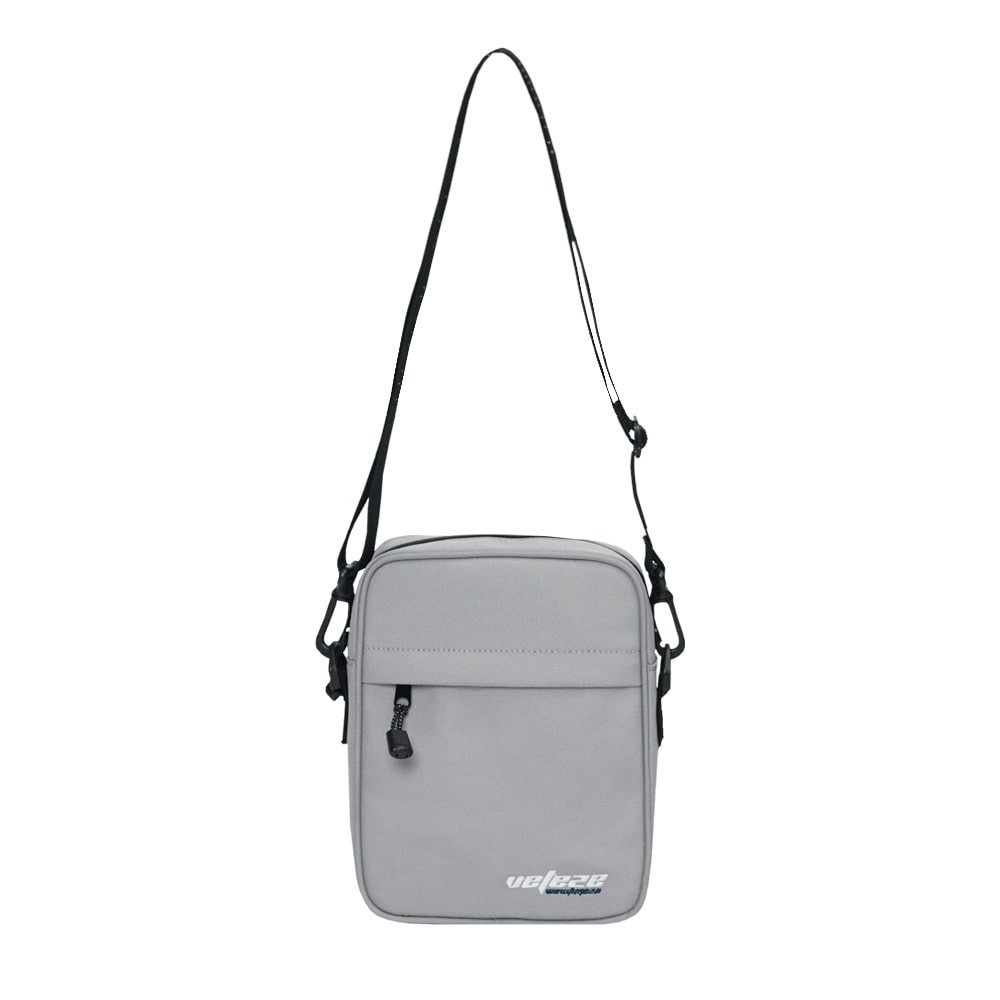 [바캉스 기획전]True Up Mini Cross Bag (Gray)