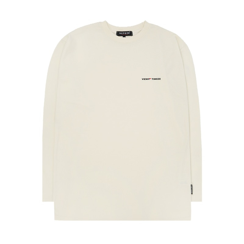 Time Long Sleeve (ivory)