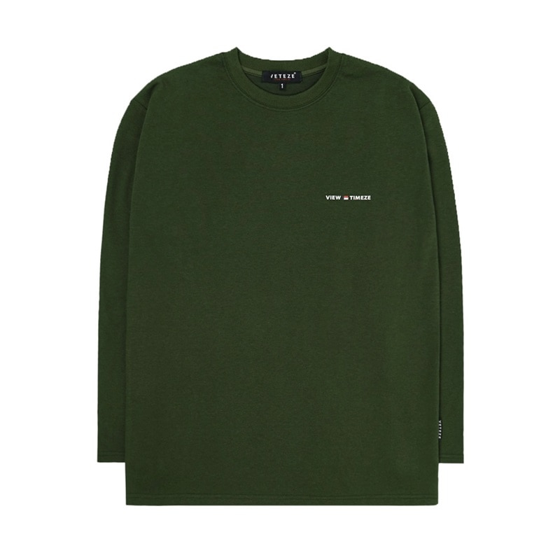 Time Long Sleeve (khaki)