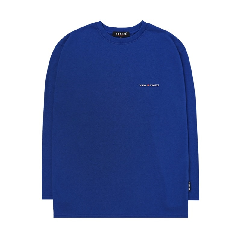 Time Long Sleeve (blue)