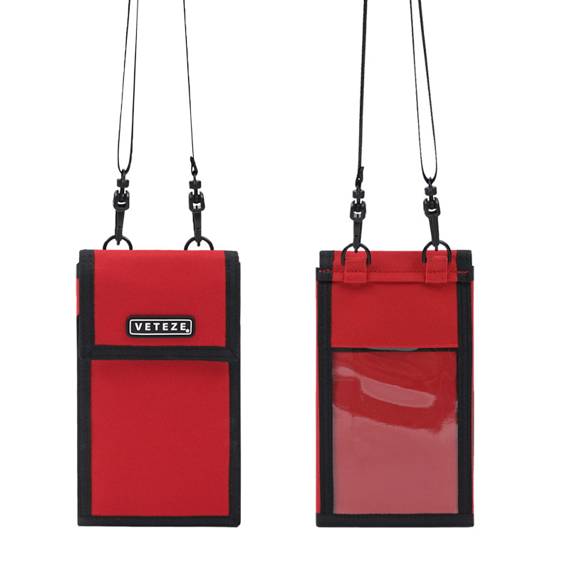 Folder Multi Mini Bag (red)